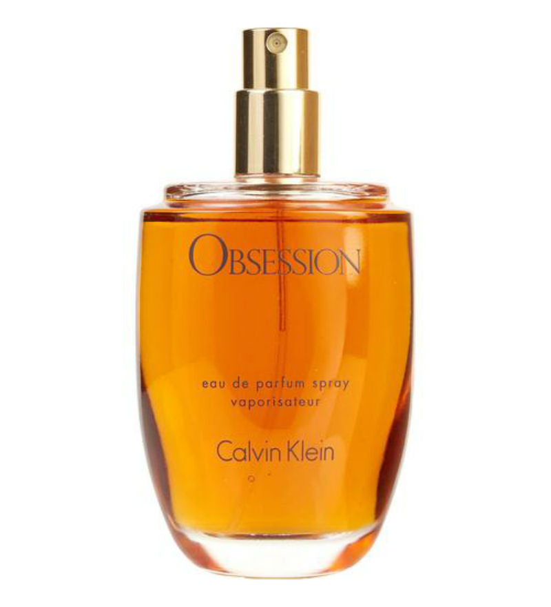 OBSESSION for Women by Calvin Klein EDP Spray 3.4 oz (Tester) - Cosmic-Perfume