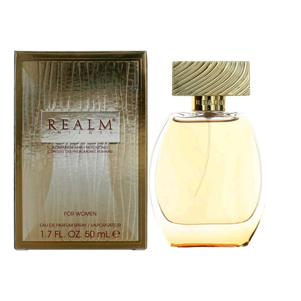 Realm Intense for Women by Erox EDP Spray 1.7 oz