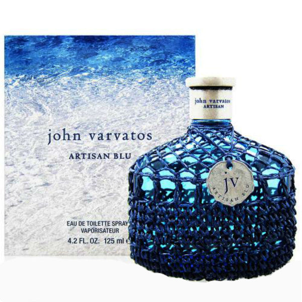 Artisan Blu for Men by John Varvatos for EDT Spray 4.2 oz - Cosmic-Perfume