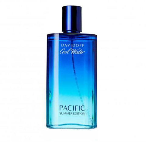 Cool Water Pacific Summer for Men by Davidoff EDT Spray 4.2 oz (Tester) - Cosmic-Perfume