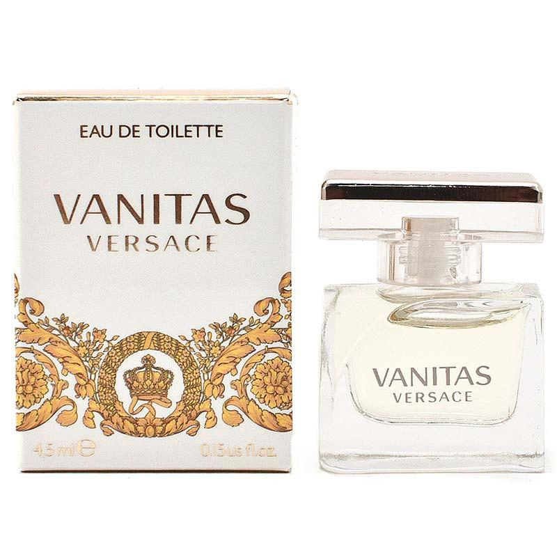 VANITAS for Women by VERSACE EDT Miniature Splash 0.15 oz  (New in Box) - Cosmic-Perfume