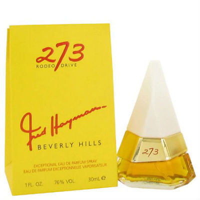 273 Rodeo Drive for Women by Fred Hayman EDP Spray 1.0 oz - Discount Fragrance at Cosmic-Perfume