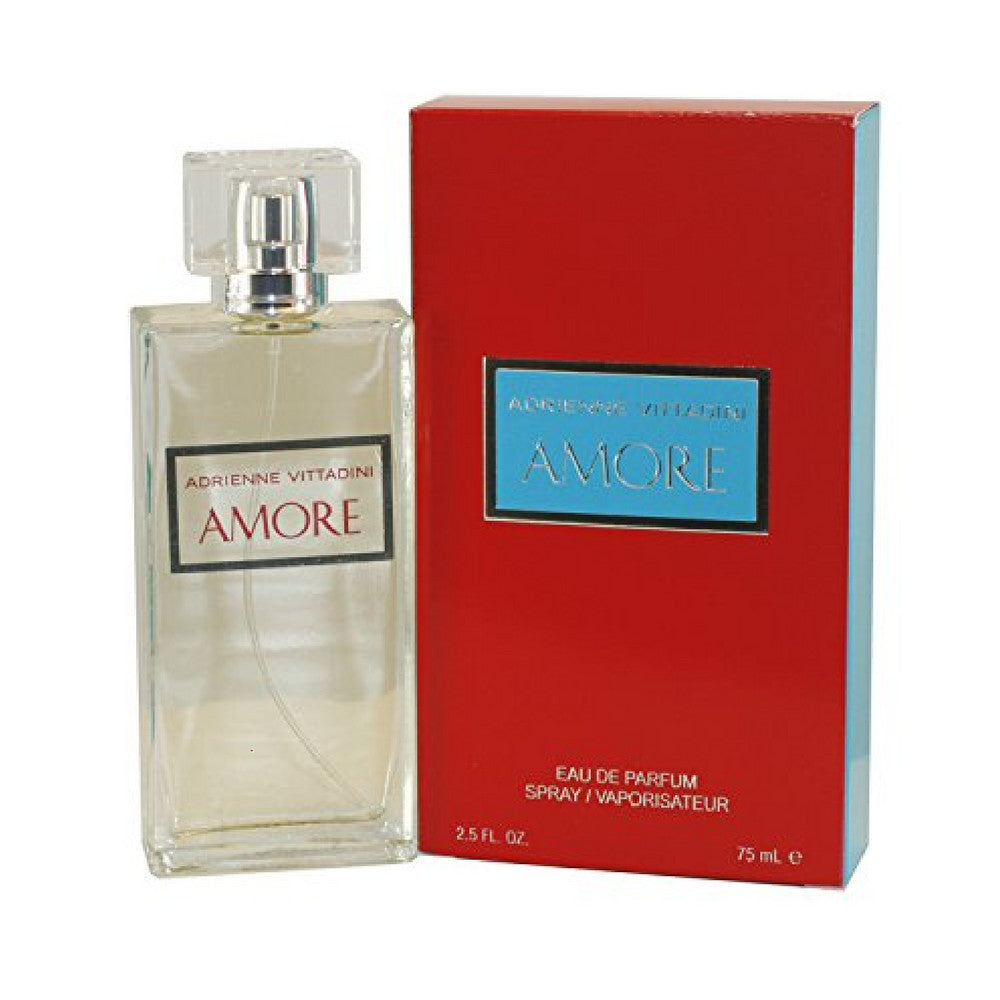 Amore for Women by Adrienne Vittadini EDP Spray 2.5 oz