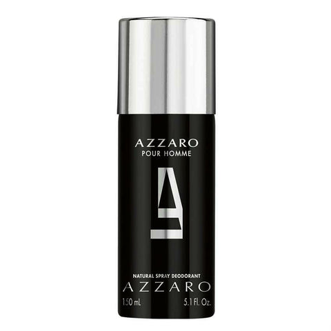 Azzaro pour Homme for Men by Loris Azzaro Deodorant Spray 5.1 oz (Unboxed) - Cosmic-Perfume