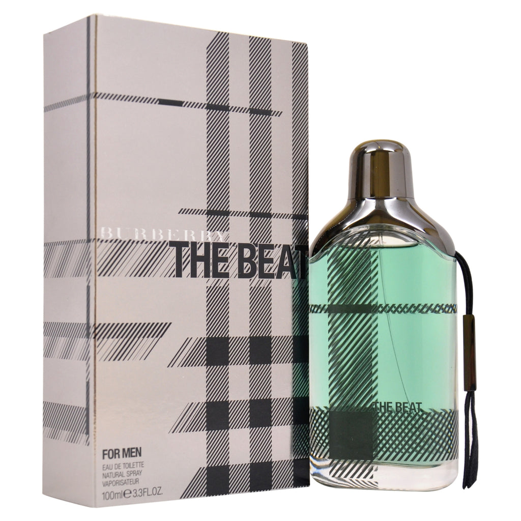 Burberry The Beat for Men by Burberry EDT Spray 3.3 oz - Cosmic-Perfume