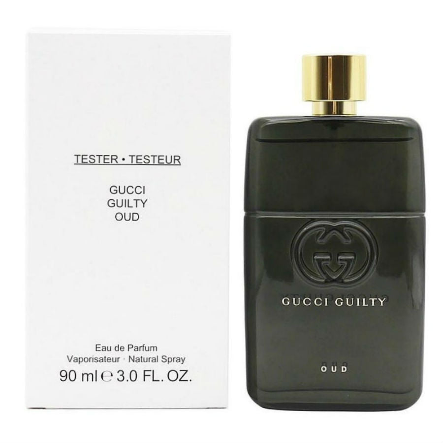 Gucci Guilty Oud for Men Eau de Parfum Spray 3.0 oz (Tester)