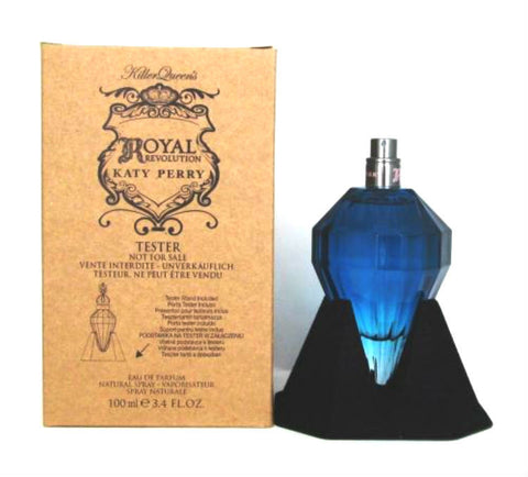 Killer Queen Royal Revolution for Women by Katy Perry EDP Spray 3.4 oz (Tester) - Discount Fragrance at Cosmic-Perfume