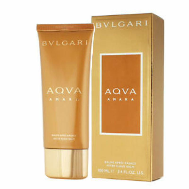 Bvlgari Aqva Amara for Men After Shave Balm 3.4 oz