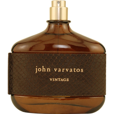 John Varvatos Vintage for Men by John Varvatos EDT Spray 4.2 oz (Tester) - Discount Fragrance at Cosmic-Perfume