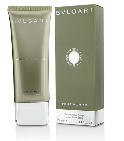 Bvlgari Pour Homme for Men by Bvlgari After Shave Balm 3.4 oz - Cosmic-Perfume
