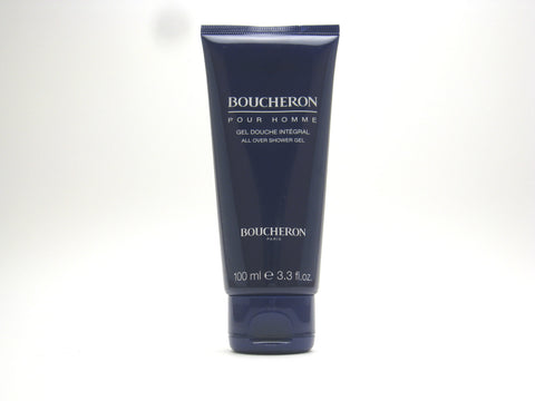 Boucheron pour Homme for Men by Boucheron All Over Shower Gel 3.4 oz (Unboxed) - Cosmic-Perfume