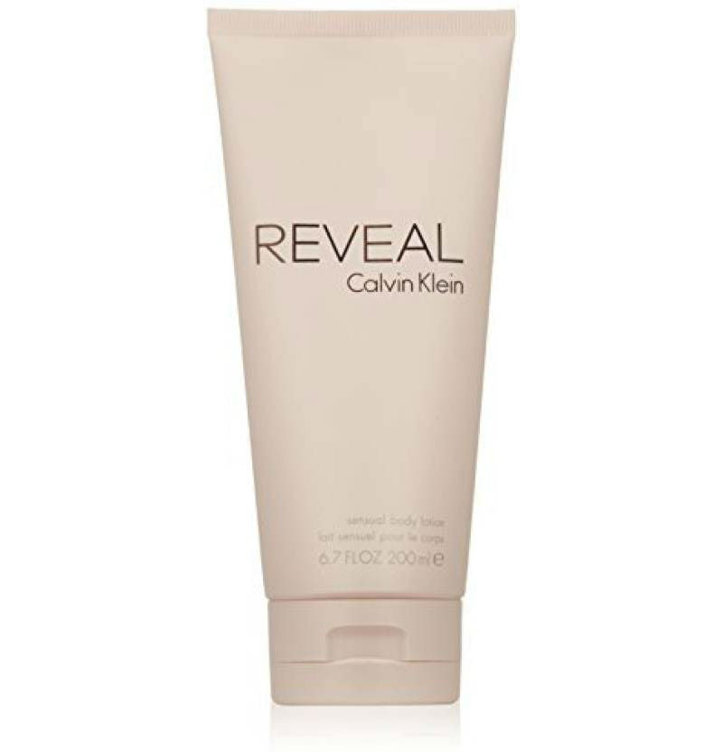 Reveal for Women by Calvin Klein Body Lotion 6.7 oz (Unboxed)