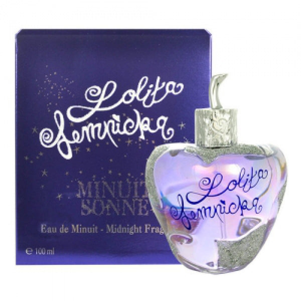 MINUIT SONNE Midnight Fragrance for Women by Lolita Lempicka EDP Spray 3.4 oz - Discount Fragrance at Cosmic-Perfume