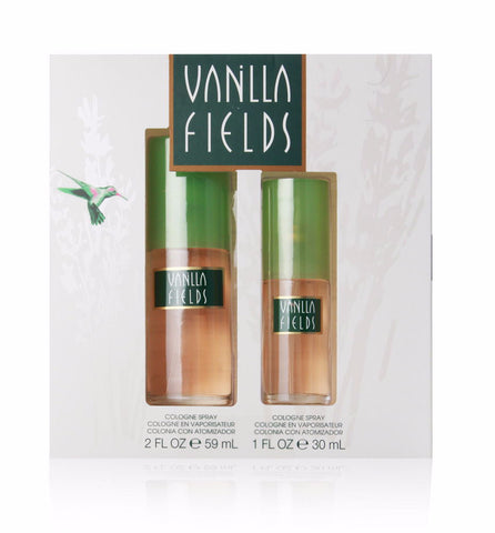 Vanilla Fields for Women by Coty 2-piece Fragrance Gift Set - Cosmic-Perfume