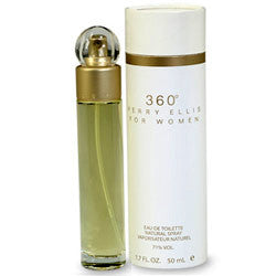 360 for Women by Perry Ellis EDT Spray 3.4 oz - Discount Fragrance at Cosmic-Perfume