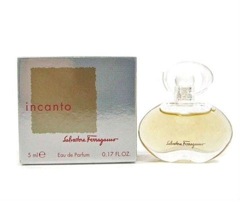 Incanto for Women by Salvatore Ferragamo EDP Miniature Splash 0.17 oz - Discount Fragrance at Cosmic-Perfume