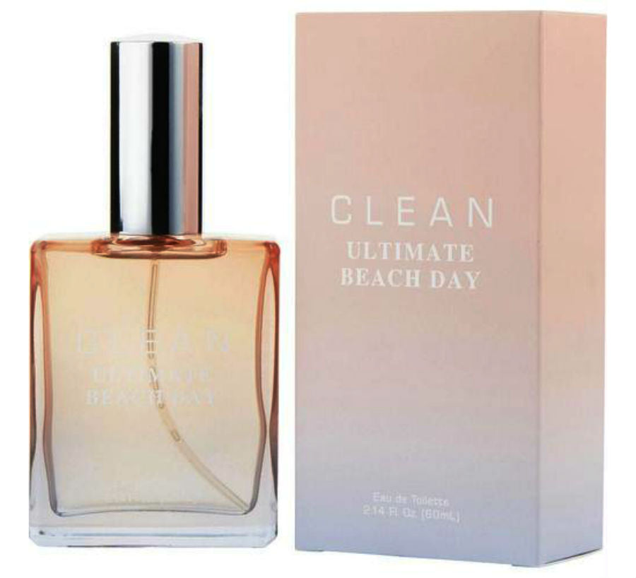 Clean Ultimate Beach Day for Women Eau de Toilette Spray 2.14 oz