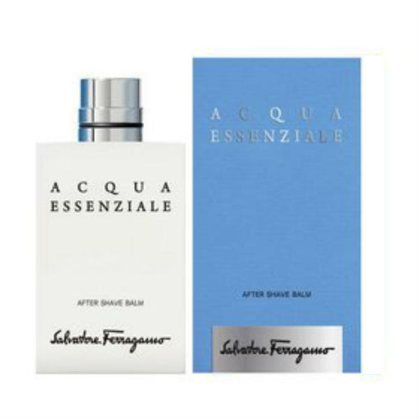 Acqua Essenziale for Men by Salvatore Ferragamo After Shave Balm 6.8 oz - Discount Bath & Body at Cosmic-Perfume