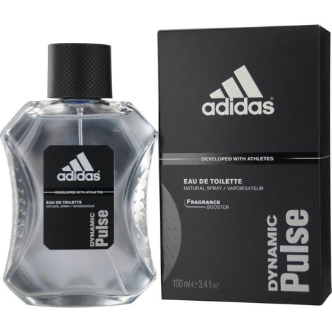 Adidas DYNAMIC PULSE for Men by Coty EDT Spray 3.4 oz (New in Box) - Cosmic-Perfume