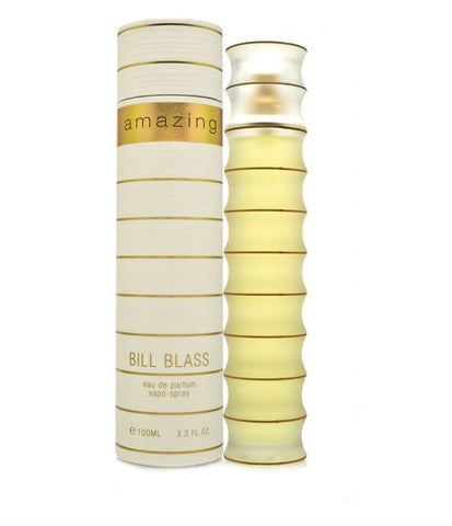 Amazing for Women by Bill Blass Eau de Parfum Spray 3.4 oz - Discount Fragrance at Cosmic-Perfume