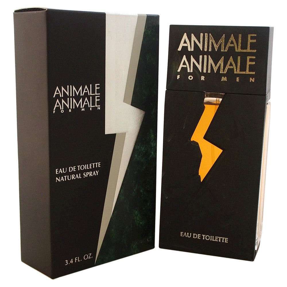 Animale Animale for Men by Animale EDT Spray 3.3 oz - Cosmic-Perfume