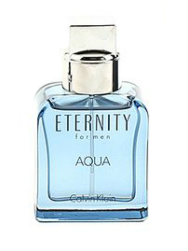 Eternity AQUA for Men by Calvin Klein EDT Spray 1.0 oz (Unboxed)
