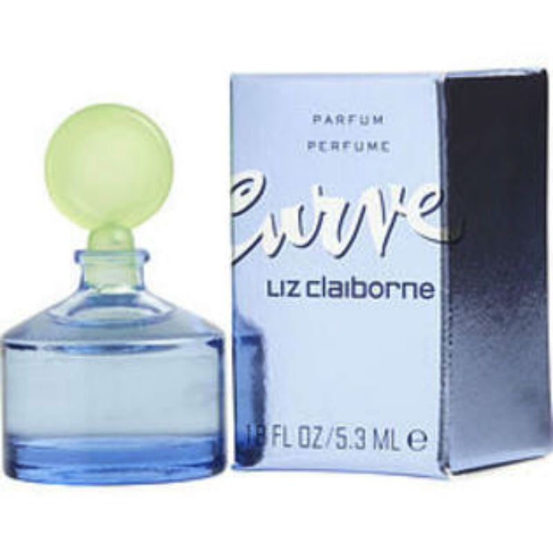 Curve for Women by Liz Claiborne Perfume Miniature Splash 0.17 oz