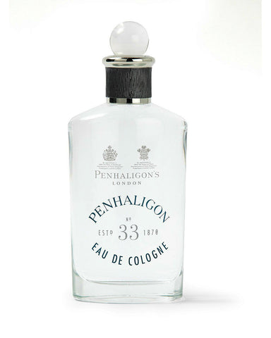 Penhaligon's No. 33 for Men EDC Spray 3.4 oz (Unboxed)