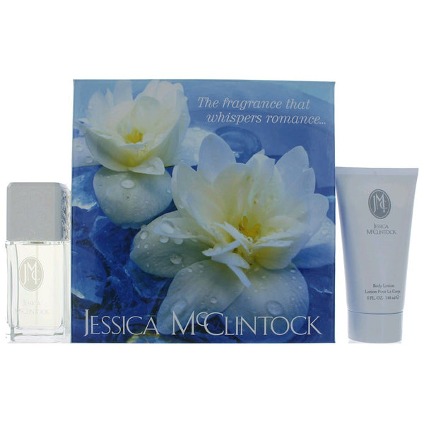 Jessica McClintock for Women EDP Spray 3.4 oz + Body Lotion Gift Set