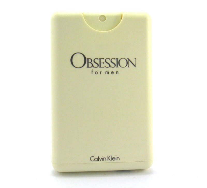 Obsession for Men by Calvin Klein EDT Travel Spray 0.67 oz (Unboxed)