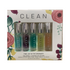 Clean for Women Layering Collection EDP Rollerball 0.17 oz - 5 pc Gift Set