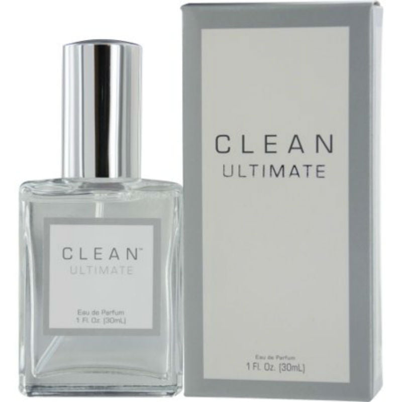 Clean Ultimate for Women EDP Spray 1.0 oz *Worn Box