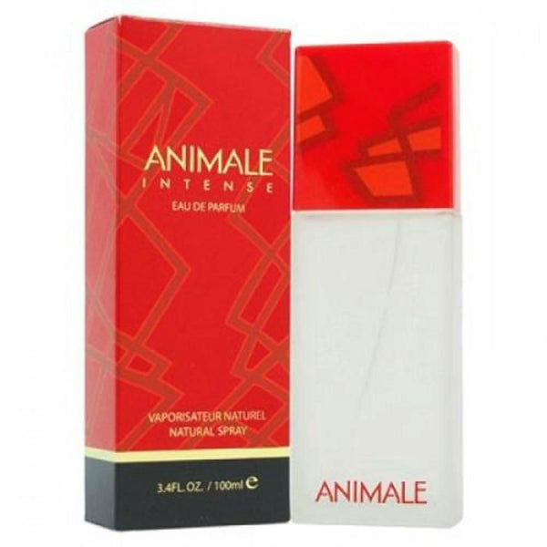 Animale Intense for Women by Animale Eau de Parfum Spray 3.4 oz - Cosmic-Perfume