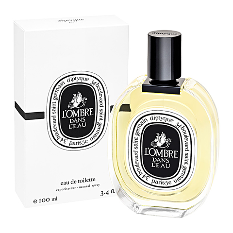 Diptyque L'Ombre Dans L'Eau for Women EDT Spray 3.4 oz - Cosmic-Perfume