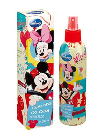 Mickey Minnie for Kids Cool Cologne Spray 6.8  oz - Cosmic-Perfume