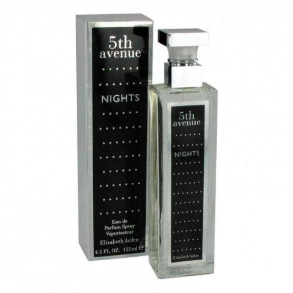 5TH AVENUE Nights for Women by Elizabeth Arden EDP Spray 4.2 oz - Discount Fragrance at Cosmic-Perfume