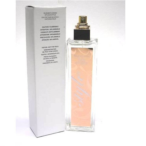 5TH AVENUE STYLE for Women by Elizabeth Arden EDP Spray 4.2 oz (Tester) - Discount Fragrance at Cosmic-Perfume
