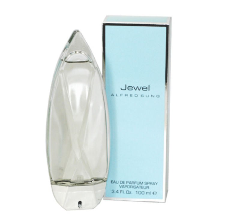 Jewel for Women by Alfred Sung EDP Spray 3.4 oz (New in Sealed Box)