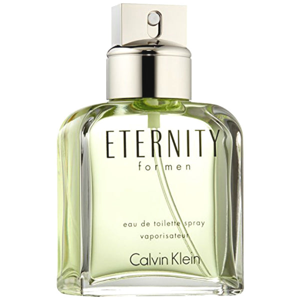 Eternity for Men by Calvin Klein Eau de Toilette Spray 3.4 oz (Unboxed) - Cosmic-Perfume