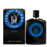 Varens Homme Sport for Men by Ulric De Varens EDT Spray 3.4 oz