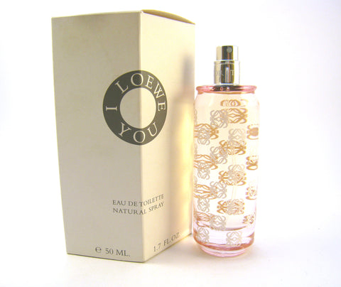 I LOEWE YOU for Women by LOEWE EDT Spray 1.7 oz (Tester)