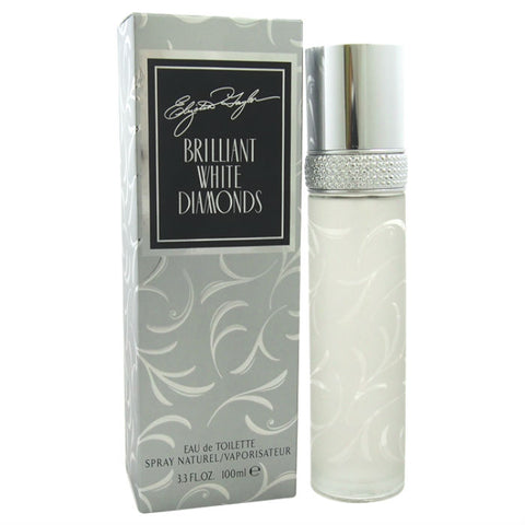 Brilliant White Diamonds Women by Elizabeth Taylor EDT Spray 3.4 oz - Cosmic-Perfume