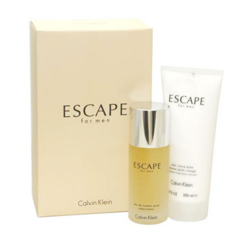 Escape for Men by Calvin Klein 2 pc Set