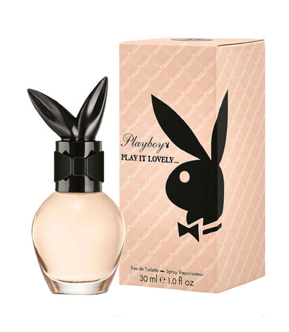 Playboy Play It Lovely for Women by Coty EDT Spray 1.0 oz - Cosmic-Perfume