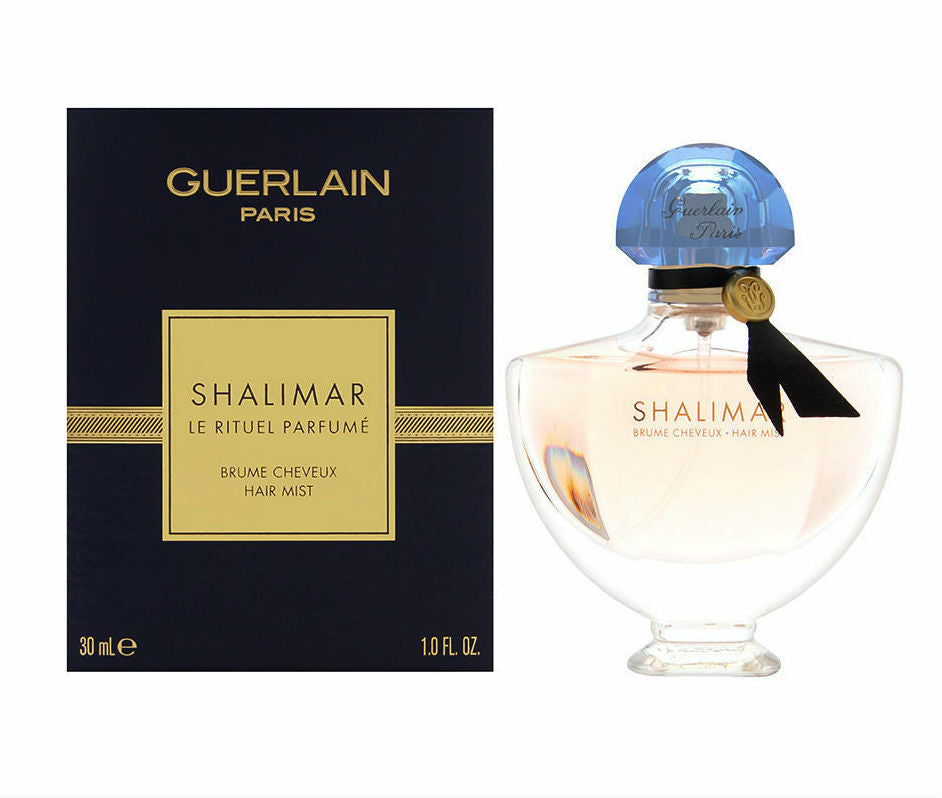 Shalimar for Women by Guerlain Perfumed Hair Mist Spray 1.0 oz