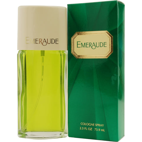 Emeraude for Women by Coty Cologne Spray 2.5 oz - Discount Fragrance at Cosmic-Perfume