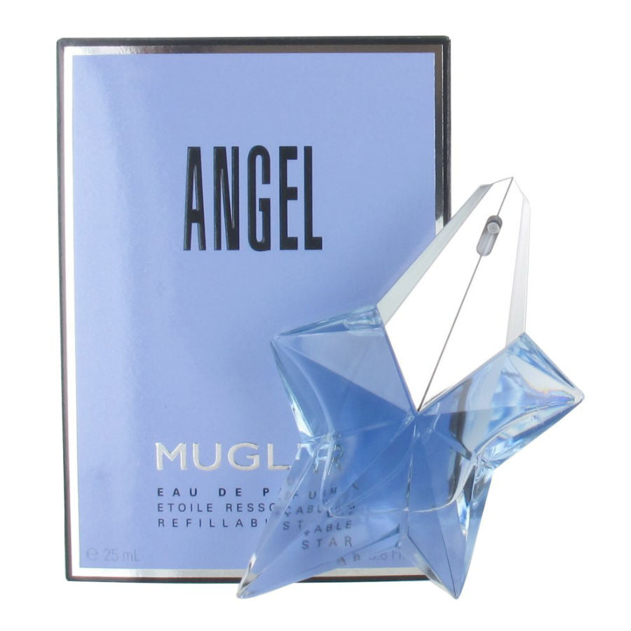 Angel for Women by Thierry Mugler EDP Refillable Spray 0.80 oz - Cosmic-Perfume