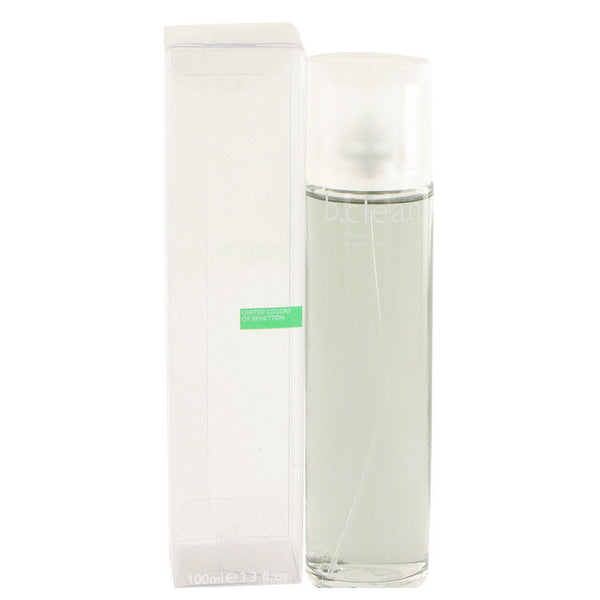 b Clean Relax for Women by Benetton EDT Spray 3.3 oz - Cosmic-Perfume