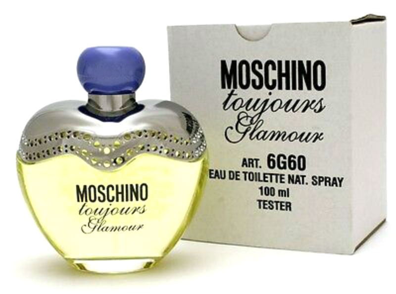 Moschino Toujours Glamour for Women by Moschino EDT Spray 3.4 oz (Tester)