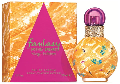 Fantasy Stage Edition for Women by Britney Spears EDP Spray 1.0 oz - Cosmic-Perfume
